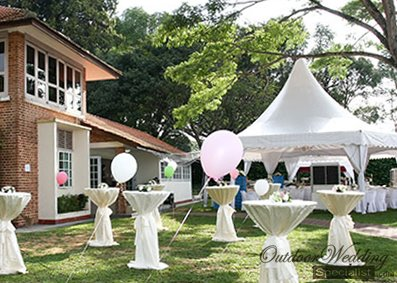 Changi Cottage - Outdoor Soiree