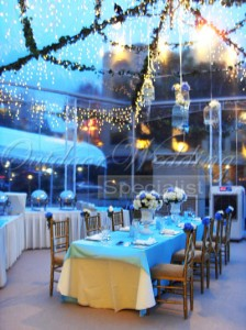 A Romantic Outdoor Setting by Nanyang Canopy